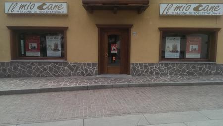 Vasca Da Toelettatura Cani : Il mio cane salone toelettatura a pinzolo
